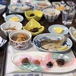 湯の里 葉山 - 朝食