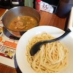 カナヤマ55 - 一番人気☆濃厚つけ麺(820円)
