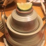 99480647 - 松茸土瓶蒸し