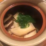 99480648 - 松茸土瓶蒸し