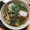 名阪上野ドライブイン 名物麺コーナー - 料理写真: