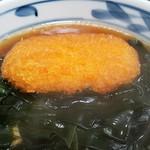加賀 - コロッケが美味しいんです