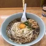 山竹 - 納豆ラーメン