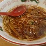 中華そば いまい - 胡椒 一味投入