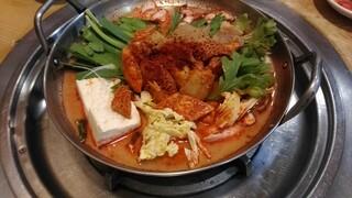 韓国家庭料理ハレルヤ