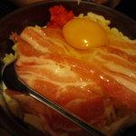 味乃家 - 豚肉(2011.10.15)