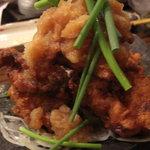 炉端のじんべえ - 鶏の唐揚げ