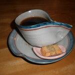 染と茶 - 珈琲