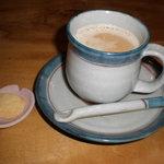 染と茶 - カフェオレ