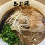 永斗麺 - サンマらーめん¥780