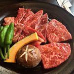 99493104 - 肉盛定食(平日限定ランチ)