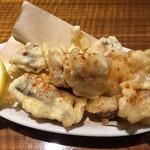 ナポリピッツァと炭火肉イタリアン酒場HIRO - 魚介のフリット¥680(税別)