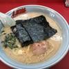 ラーメン山岡家 - 料理写真:醤油ラーメン中盛り(770円)
