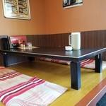 中国料理 幸華 - 小上がり席