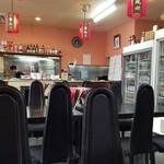中国料理 幸華 - 店内の様子