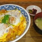 麺飯屋五榔 - チキンカツ丼