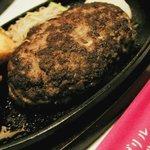 Humburg&Steak 赤坂グリル - ハンバーグ240g、ガーリック醤油ソース