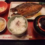 995905 - 焼きニシン定食
