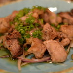 和酔食菜ken - 若鳥のあぶり焼き