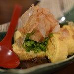 和酔食菜ken - 明石焼き風だし巻き卵