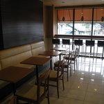 ジョルノコーヒー - 店内2F