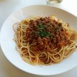 和田倉噴水公園レストラン - ボロネーゼ