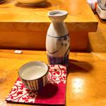 山き - 陸奥八仙 特別純米生原酒赤ラベル