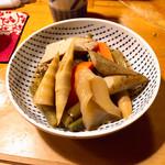 山き - 野菜の煮物