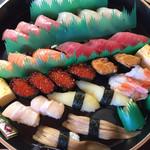 独楽寿司 - 料理写真:201901