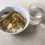 天津楼 - セットのミニ中華飯