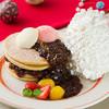 エッグスンシングス - 料理写真:★期間限定★ぜんざいパンケーキ