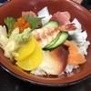 味のうえだ - 料理写真:海鮮丼