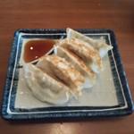 麺家 三士 - 餃子