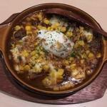 ラムと豪州ジビエバル プラスアルファキッチン - 焼きカレースペシャル(豆腐)
