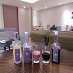 THE HIRAMATSU HOTELS&RESORTS - 客室冷蔵庫のジュース