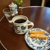 丸美珈琲店 - 料理写真:隅っこの席は落ち着きます