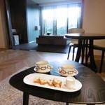 THE HIRAMATSU HOTELS&RESORTS - 客室の露天風呂と到着直後のおもてなし