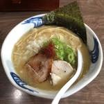 99508109 - 魚介鶏塩白湯