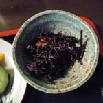 阿み彦 - ひじき煮