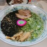 ラーメン 菅家 - 岡本塩