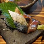 9951359 - 地魚漬け刺