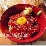 ぼちぼち - ランチ(まぐろ漬丼)500円
