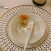 シェムラブルリス - 料理写真:プティーポワールのフラン 魚介サフランのジュ