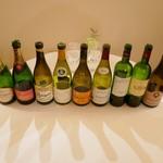 シェムラブルリス - 今回飲んだワイン