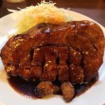 大阪トンテキ - 大トンテキ定食