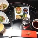 Gyokushouenarai - 夕食(前菜等)