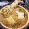 寿司辰 - 料理写真:グツグツ沸騰してます。