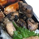 萬來 - 鶏炭火焼き