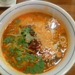 万豚記 - 青山椒坦々麺(\950)