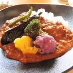 プリムローズ - 特製挽肉カレー